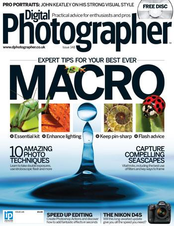 Digital Photographer Magazine issue 148